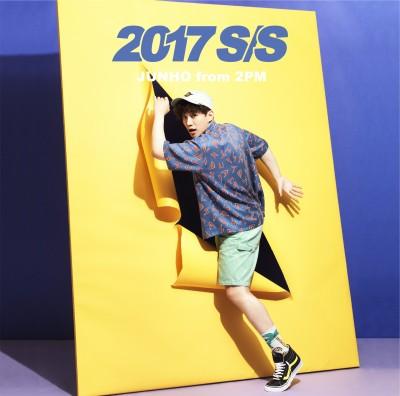 ミニアルバム『2017 S/S』初回限定盤Al