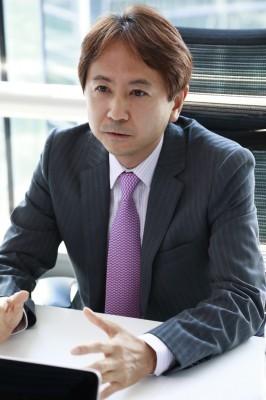 勝股英夫氏(エイベックス・ピクチャーズ 代表取締役社長)