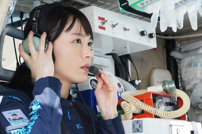 『コード・ブルー〜ドクターヘリ緊急救命〜THE THIRD SEASON』(フジテレビ系)第5話より (C)フジテレビ