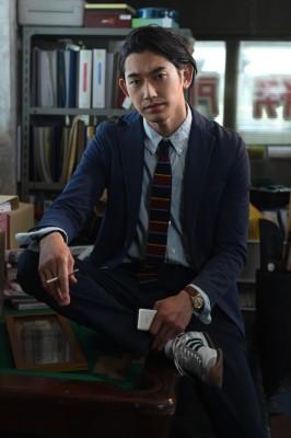 TBS系連続ドラマ『ハロー張りネズミ』(C)TBS