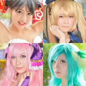 【東京ゲームショウ2017】美女コスプレイヤーを写真で紹介!FF、モンハン、ストリートファイターなど!