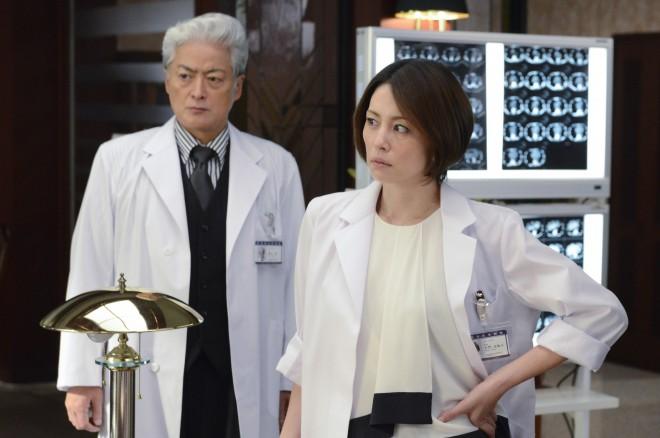 今回でシリーズ5 作目を迎える『ドクターX 〜外科医・大門未知子〜』(テレビ朝日系/10月12日より木曜21:00)