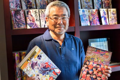 653万部の歴代最高部数を記録した当時の元ジャンプ編集長・堀江信彦氏