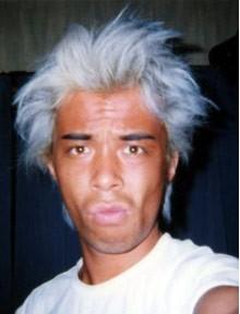 """1990年代後半から2000年代後半にかけて、""""渋谷カルチャー""""のアイコンとして活躍した植竹拓(ピロム)氏。"""