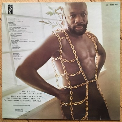 ファッションのお手本は米歌手アイザック・ヘイズ「金の鎖の衣装は挑戦してみたい!」