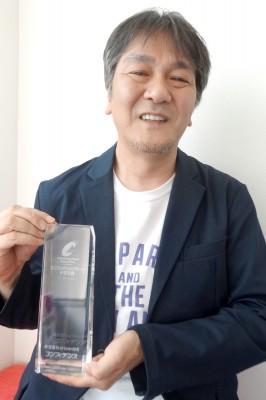 『ひよっこ』の脚本を手がけた岡田惠和氏 (C)oricon ME inc.