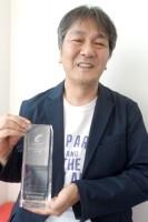 """脚本家・岡田惠和が語る""""朝ドラ""""「独特のリズムがあり、まるでトライアスロン」"""