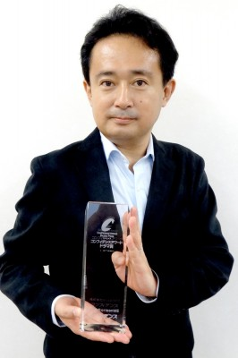 日本放送協会 制作統括 菓子浩氏