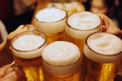 ビールはいつの時代もコミュケーションツールとして王道にして絶対正義!!