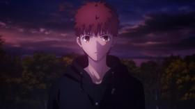 「劇場版 Fate/stay night Heaven's Feel I. presage flower」の主人公・衛宮士郎
