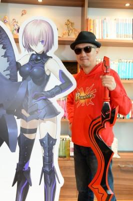 ディライトワークス株式会社でFGOマーケティングディレクターをつとめる石倉正啓氏