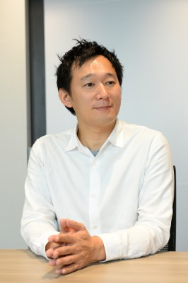 株式会社アニプレックスで『FGO』の宣伝を担当する金沢利幸氏