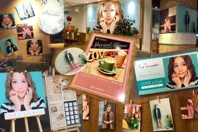 東京・名古屋・大阪・福岡・札幌で、コラボカフェ「LOVE it Cafe」が期間限定でオープン