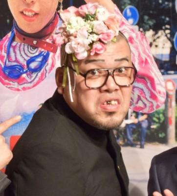 """""""グロテスクな笑い""""を作り出す野性爆弾・くっきー (C)ORICON NewS inc."""