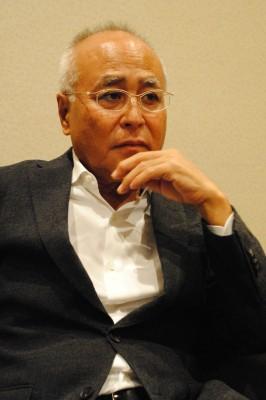 大里洋吉氏(アミューズ 代表取締役会長)