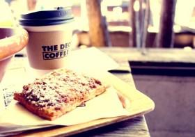 原宿の絶品「自家製パイ」 こだわりの自家焙煎コーヒーも人気