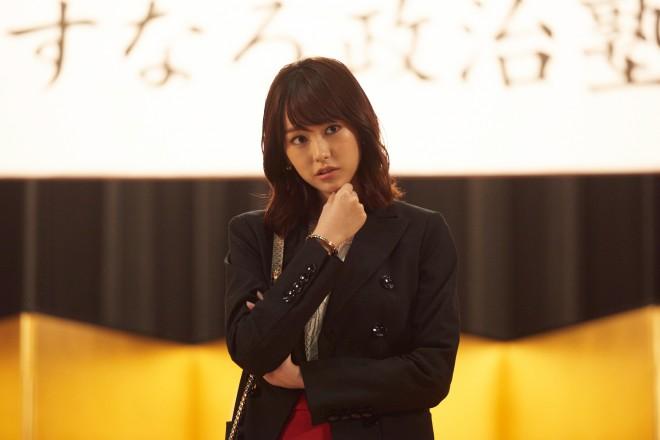 『リベンジgirl』主演の桐谷美玲