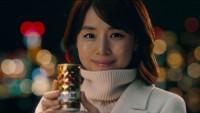 石田ゆり子があなたを見守ってくれる!? 頑張っているときほど見たくなるCM公開