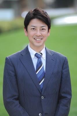 『報道ステーション』のメインキャスターを担当するテレビ朝日・富川悠太アナ