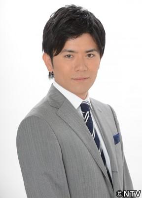 昨年9位から初のTOP3にランクインした日本テレビ・青木源太アナ