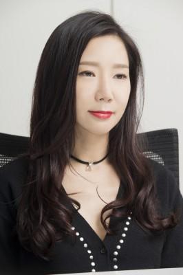 JYPエンターテインメント・ジャパン の代表取締役を務める宋知恩(ソン・ジウン)氏
