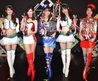 『東京オートサロン2018』美人レースクイーン&コンパニオン一挙公開!