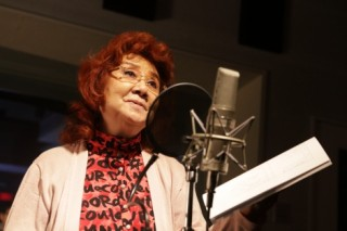 声優がテーマの本作には、豪華声優陣16人がゲスト出演する。1話には『ドラゴンボール』の孫悟空役などでお馴染みの野沢雅子のほか、古川登志夫なども(C)AbemaTV