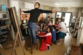 オーディションを勝ち抜いた俳優たちによる熱のこもった演技は必見!(C)AbemaTV