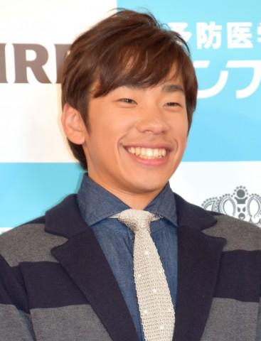 泣き虫・号泣キャラとしてバラエティで活躍している織田信成 (C)ORICON NewS inc.