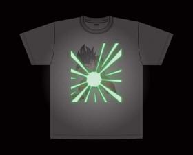 「暗闇で光るTシャツ」※画像はイメージとなります