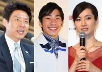 平昌五輪「良かったキャスター」ランキング、松岡修造と織田信成のテレ朝組が1、2位独占