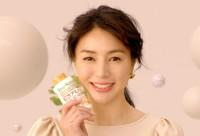 井川遥、CGのファーマシーで買い物を楽しむキュートな姿を披露