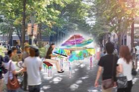 インスタ映えするピアノが街中に出現! 丸の内GWイベントいよいよ開催!