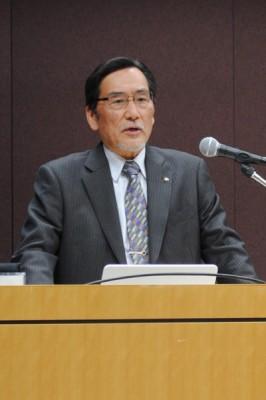 井上泉氏/ジャパン リスク ソリューション 代表取締役社長