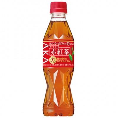 4月17日(火)からローソン限定発売、サントリーの『赤紅茶』
