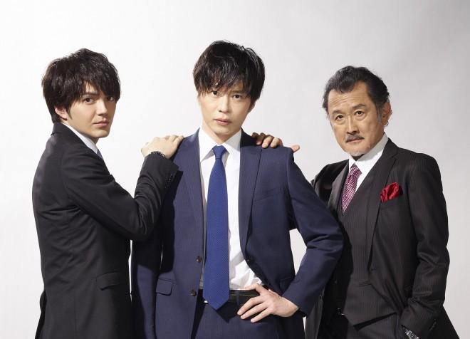 初回のドラマ満足度で首位を獲得した、土曜ナイトドラマ『おっさんずラブ』 (C)テレビ朝日