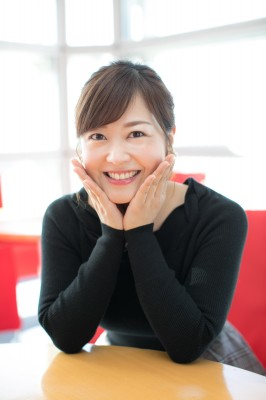 『好きな女性アナウンサーランキング』で殿堂入りを果たしている水卜麻美アナ(写真:田中達晃)