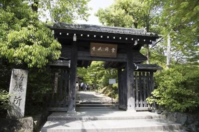 京都の常寂光寺