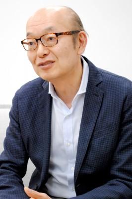 バンダイナムコアーツ 代表取締役社長 川城和実氏
