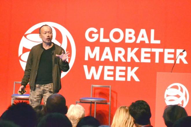 Googleクリエイティブラボ副社長のロバート・ウォン氏