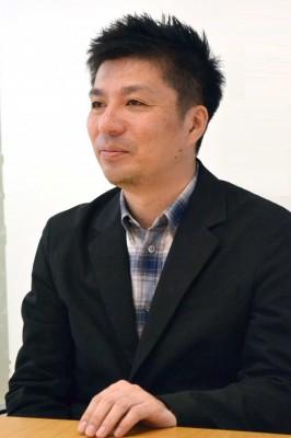 AbemaTV 代表取締役 藤田晋氏