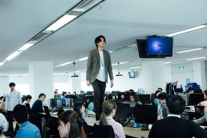 『会社は学校じゃねぇんだよ』第1話より (C)AbemaTV