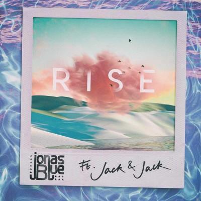ジョナス・ブルーのデジタルシングル「Rise(feat.Jack&Jack)」