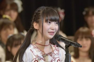 速報結果で2年連続1位となったNTG48荻野由佳(写真は昨年の総選挙)