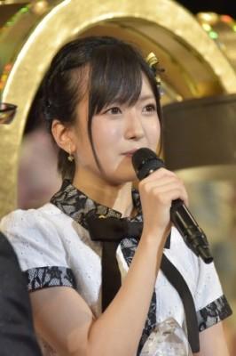 結婚宣言をした須藤凜々花