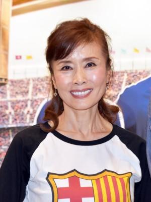 『芸能界最強のサッカー愛』に輝いた小柳ルミ子