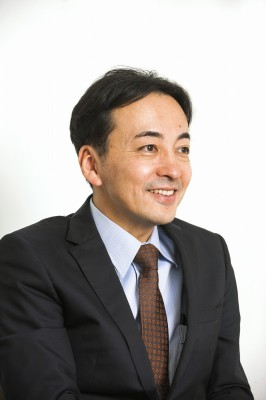 市川南氏/東宝 常務取締役 映像本部映画調整担当 兼 同映画企画担当