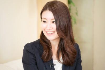 キューサイ広報担当/西来路 理衣さん(さいらいじ りえ)