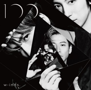w-inds. New Album 「100」通常盤