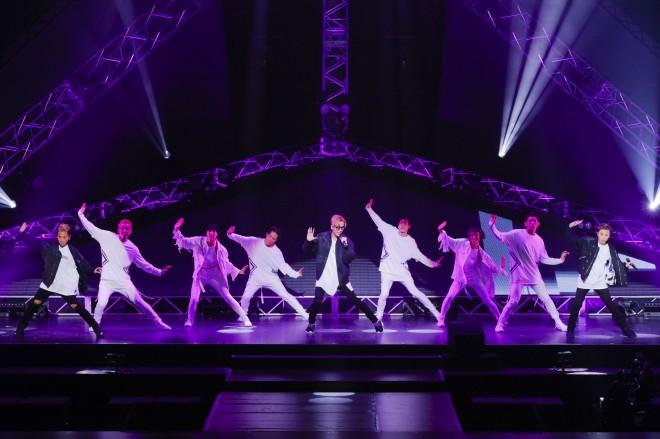 2017.09.27「INVISIBLE」ツアーファイナル武道館公演より